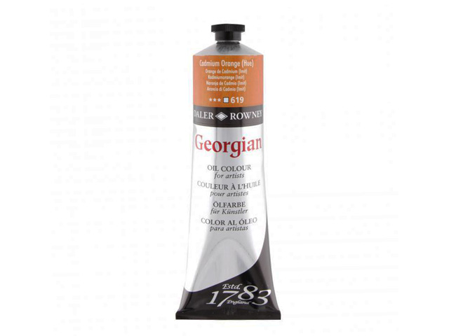 Huile fine Georgian Tube 225ml