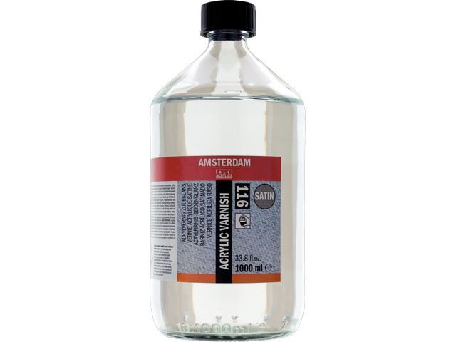Vernis Acrylique Satine 1000ml