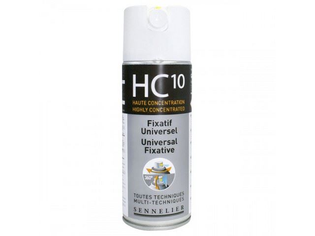 Fixatif Haute Concentration HC10 400 ML Sennelier