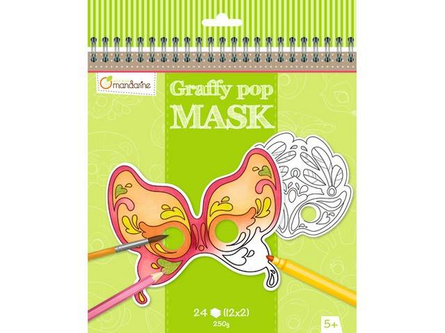 Graffy Pop Mask - Venise