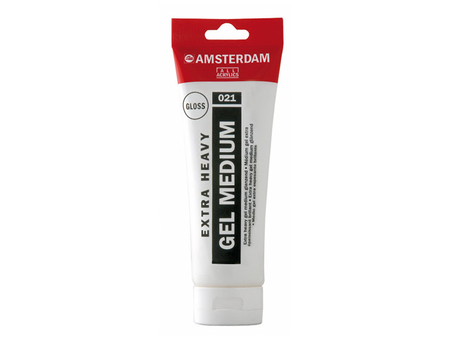 Extra heavy gel med bril 250 ml Talens
