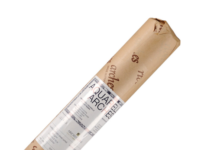 Rouleau aquarelle Arches® grain satiné 300g 1.13x9.15