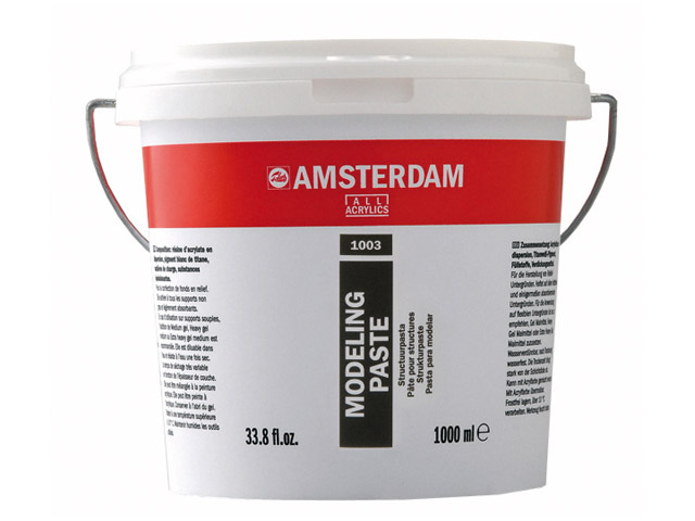 Modeling paste 1000 ml Talens