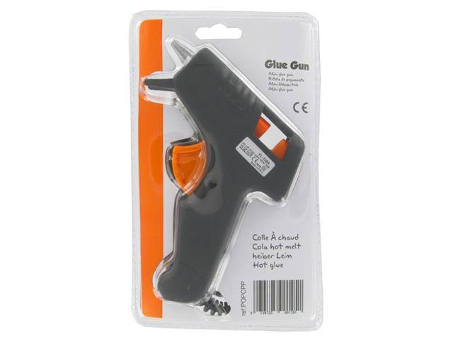 Mini Pistolet Colle Glue Gun + 2 Recharges