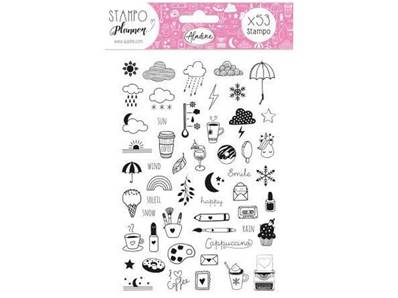 Stampo Planner Girly