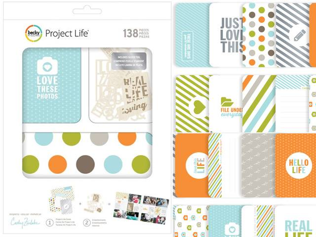 PROJECT LIFE KIT CATHY ZIELSKE