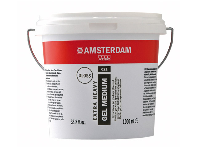 Extra heavy gel med bril 1000 ml Talens