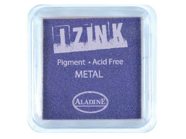 Encreur Izink Metal Purple