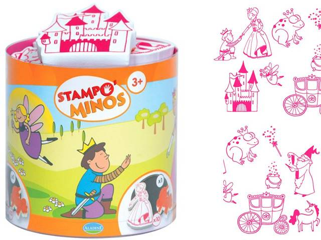 Stampo Minos Fees