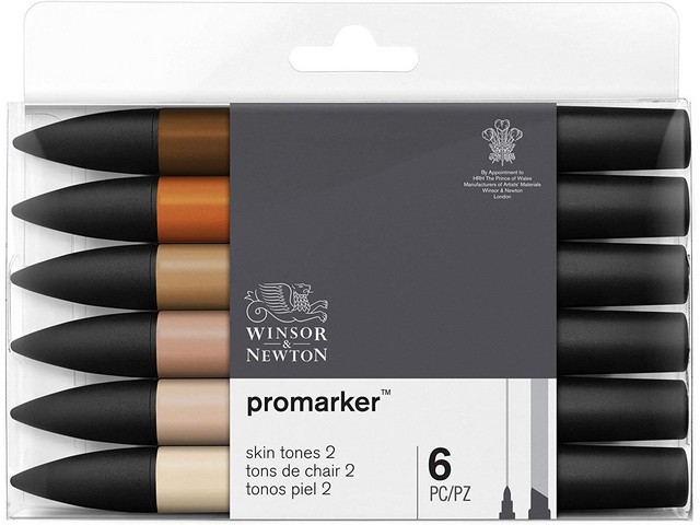 Assortiment 6 Promarkers Tons Chair Set 2 (nouveaux)