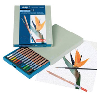 Sets et Coffrets Crayon Aquarellable