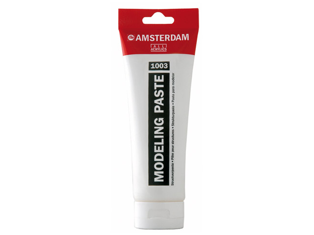 Modeling paste 250 ml Talens