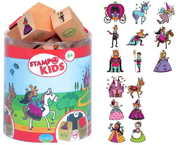 Stampo Kids Princesses