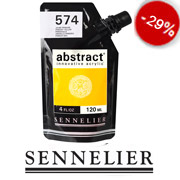 Acrylique Abstract Sennelier 120ml