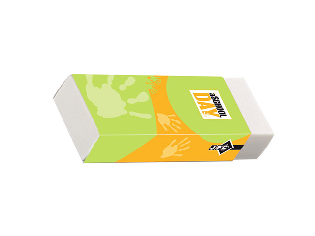 Petite Gomme Plastique Rectangle 39X18X12mm