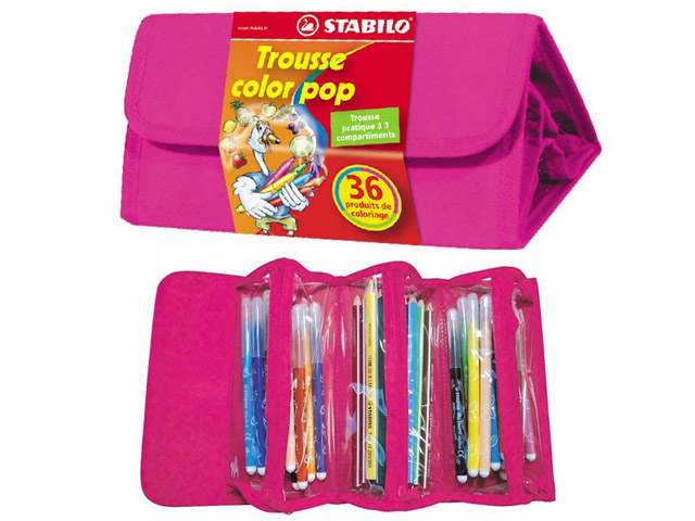 TROUSSE COLOR POP STABILO