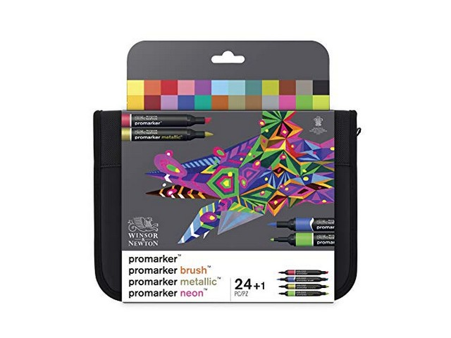 TROUSSE MIXED 24 PROMARKERS