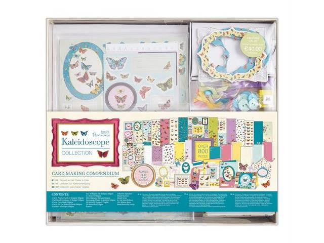 Card Making Compendium Kaleidoscope Collection