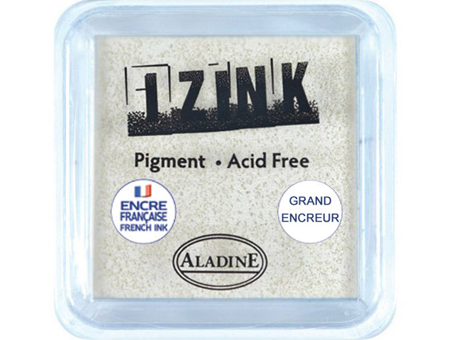Grand Encreur Izink Pigment White