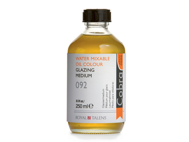 Medium pour glacis Cobra 250 ml