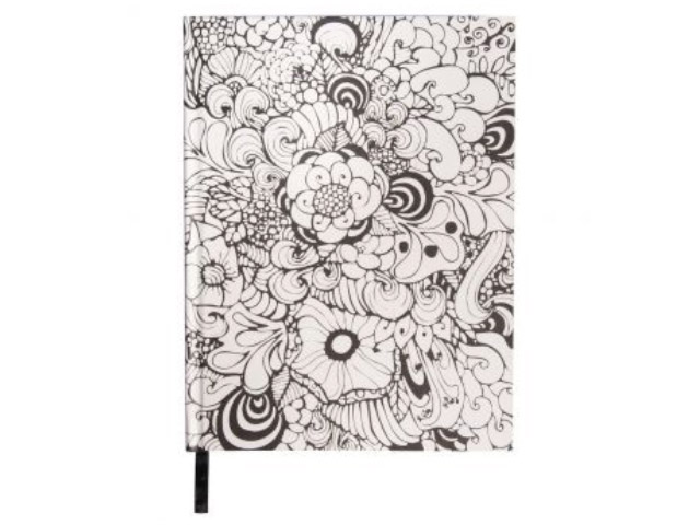 Tangle Agenda Orchid Coloriage Anti Stress Relié
