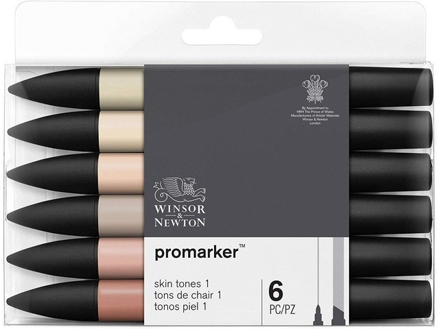 Assortiment 6 Promarkers Tons Chair Set 1 (nouveaux)