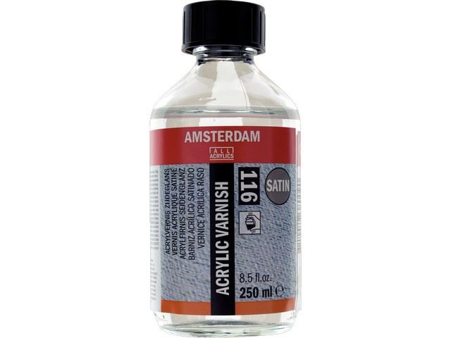 Vernis Acrylique Satine 250ml