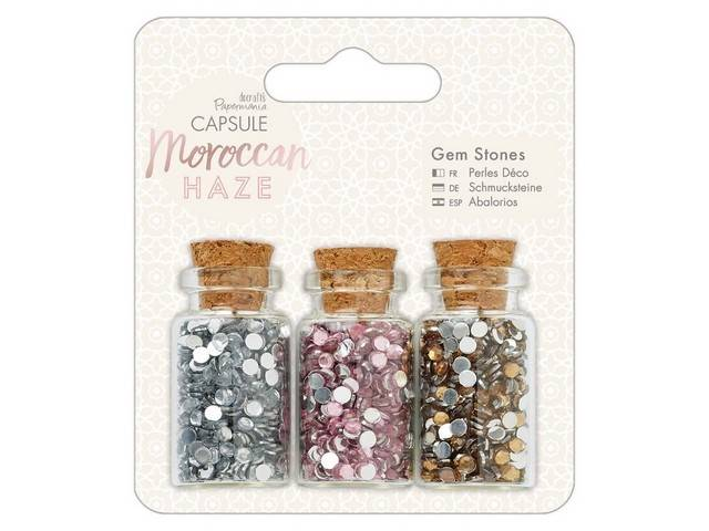 3 Bouteilles Strass - Capsule Collection - Moroccan Haze