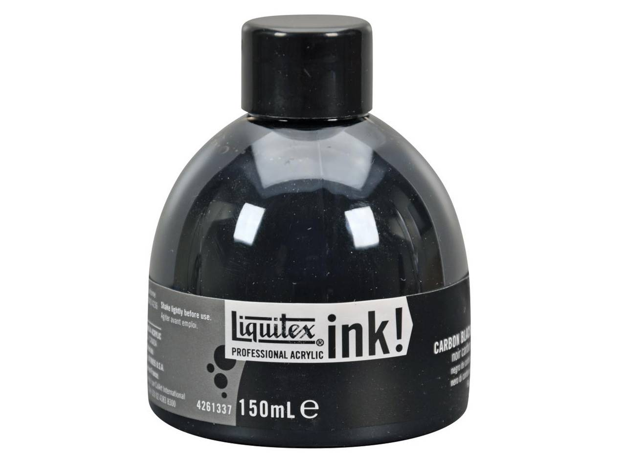 Encre Acrylique Liquitex 150ml Carbon Black