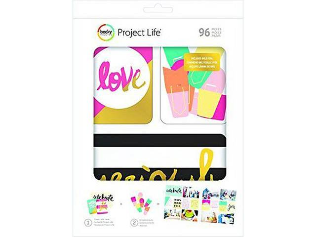 PROJECT LIFE KIT MIX&MATCH