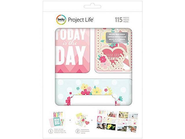 PROJECT LIFE KIT NOTE TO SELF