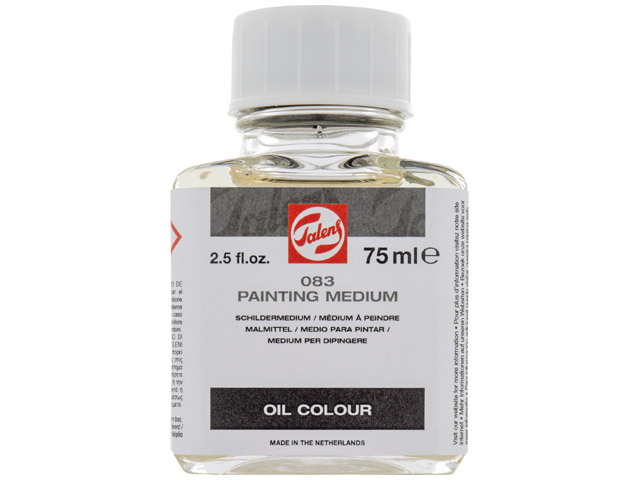 Médium à peindre normal Talens 75ml