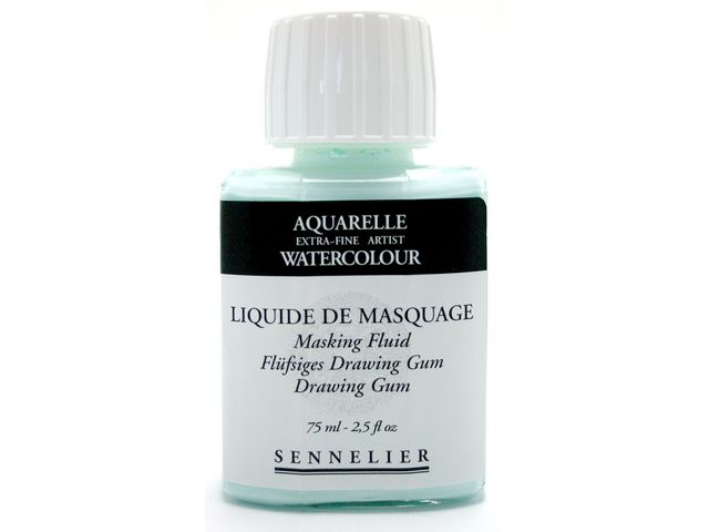 Liquide de Masquage Drawing Gum Sennelier 75ml