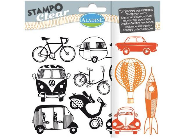 STAMPO CLEAR LOCOMOTION