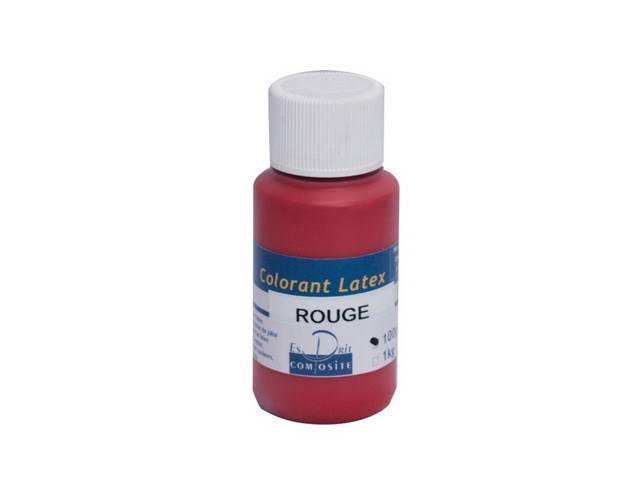 Colorant Opaque Rouge 100gr