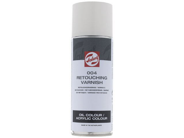Vernis à Retoucher Spray Talens 400 ml