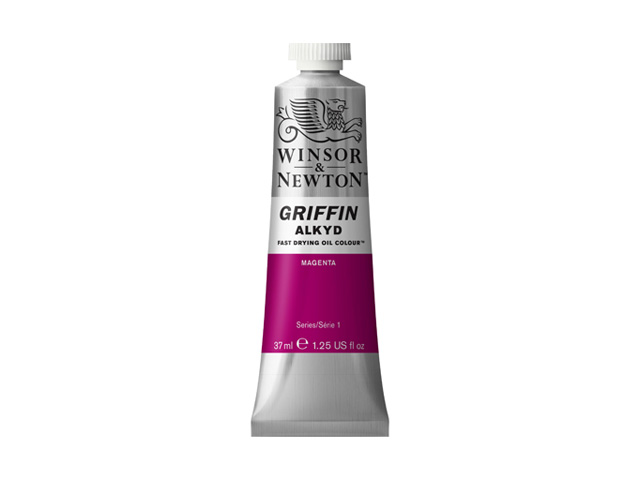 Huile Griffin Alkyde Winsor & Newton 37 ml