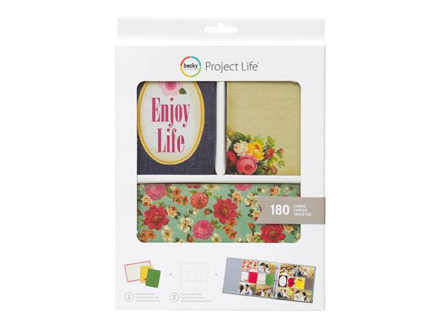 PROJECT LIFE KIT ENJOY LIFE