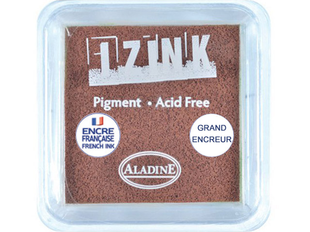 GRAND ENCREUR IZINK PIGMENT BROWN