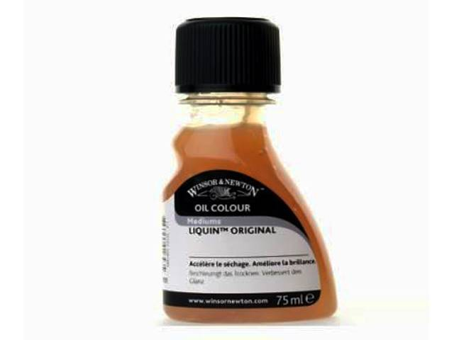 liquin m dium alkyd peinture l 39 huile original 75ml. Black Bedroom Furniture Sets. Home Design Ideas
