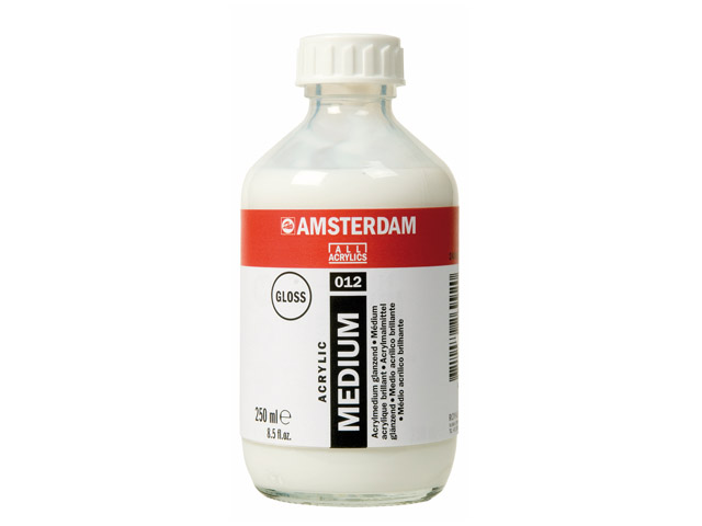 Médium acryl brillant Talens 250ml