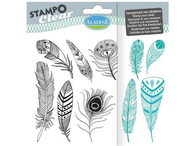 Stampo Clear Plumes