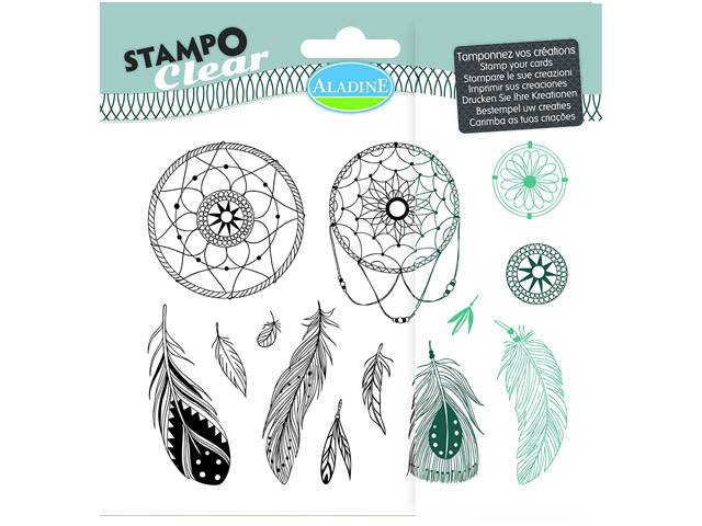 Tampon Clear Attrape Reve Dreamcatcher