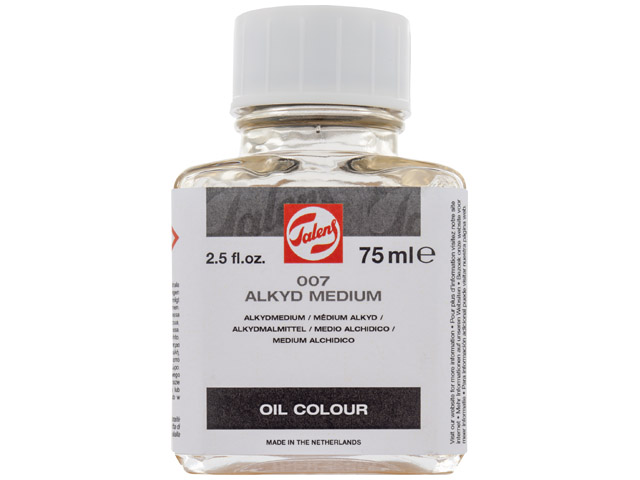 Médium alkyd Talens 75ml
