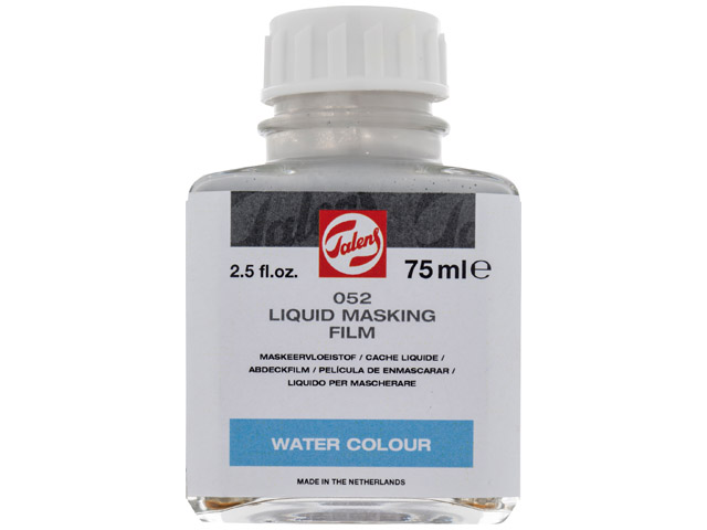 Drawing Gum Masking film pour Aquarelle Talens 75ml