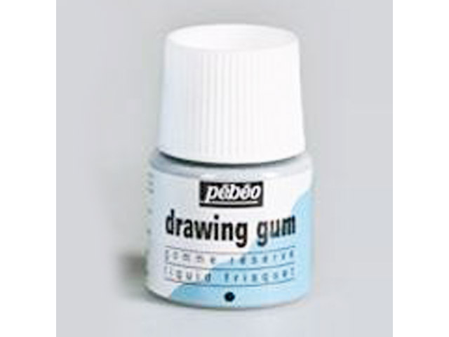 Drawing gum 45ml Pébéo