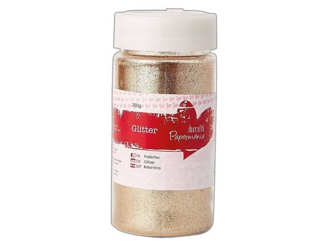 Grand Pot de Paillettes (250gr) - Or