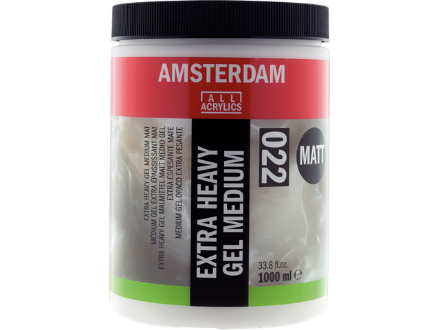 Extra heavy gel med mat 1000 ml Talens