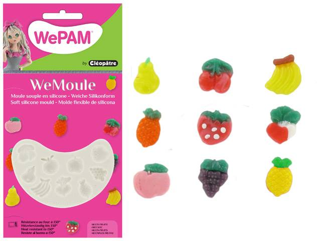 Wemoule Multi-Fruits Sous Film Packbordable
