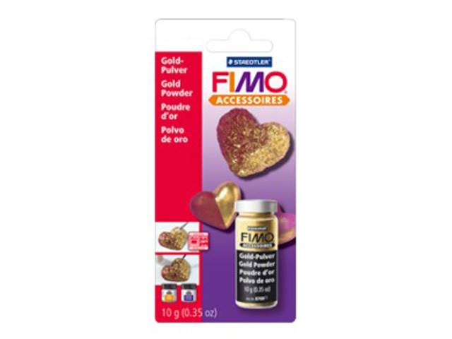 Poudre Or Fimo 10Gr